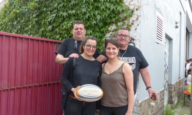 PODCAST : Le rugby à Charleroi