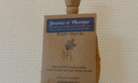 PODCAST : Le groupe de folk Laracine distribue des graines de radis. Pourquoi ?