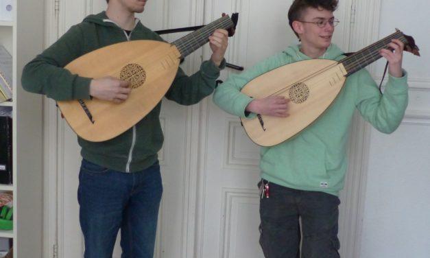 PODCAST : The Sweete Devils,Duo de Luthistes Bruxellois