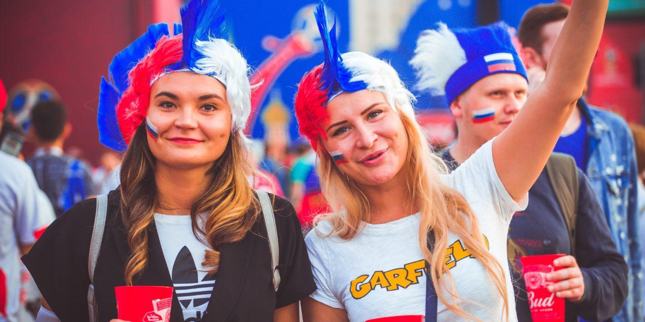 Coupe du monde 2018 : violences et hooliganisme invisibles… mais bien là