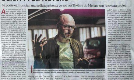 VIDEOS : Fred Nevché – Valdevaqueros (Sortie le 21 septembre 2018)