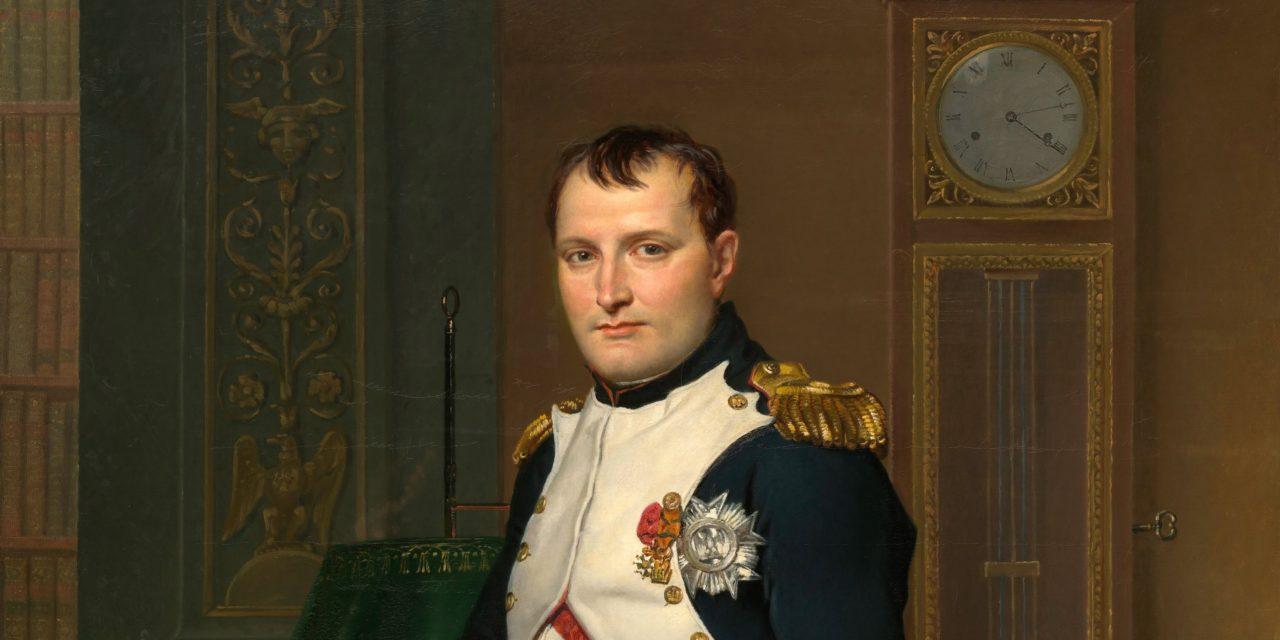 PODCAST : L'histoire de Napoléon Bonaparte