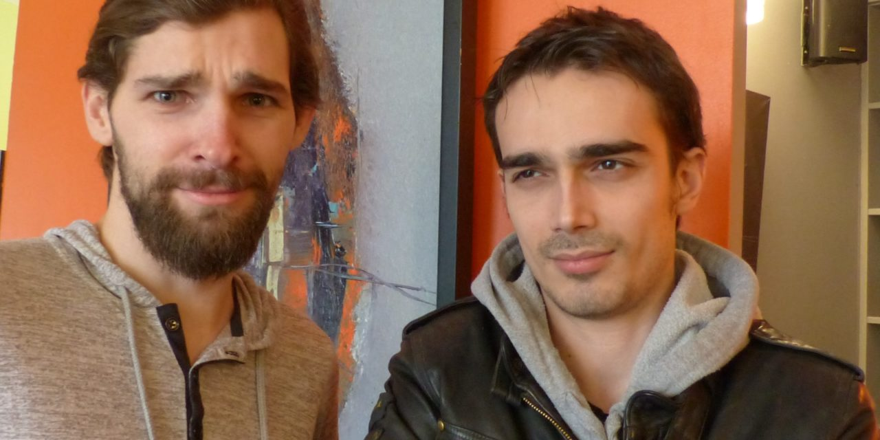 PODCAST : Tom Guillot & Mathieu Lesta (Acteurs)