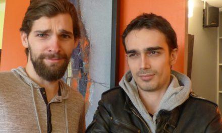 PODCAST : Tom Guillot & Mathieu Lesta (Acteurs)