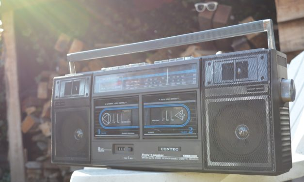 PODCAST : 80's Music and Sounds !
