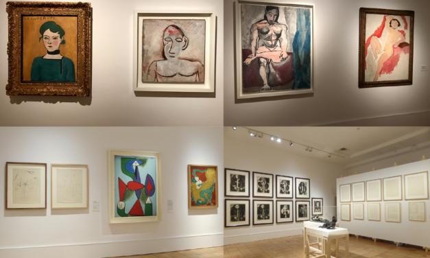 Exposition Matisse et Picasso