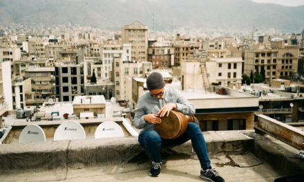 VIDEO: Sounds of Tehran (We Transfer)