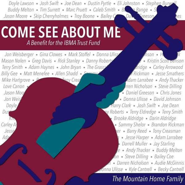 New CD : Come See About Me