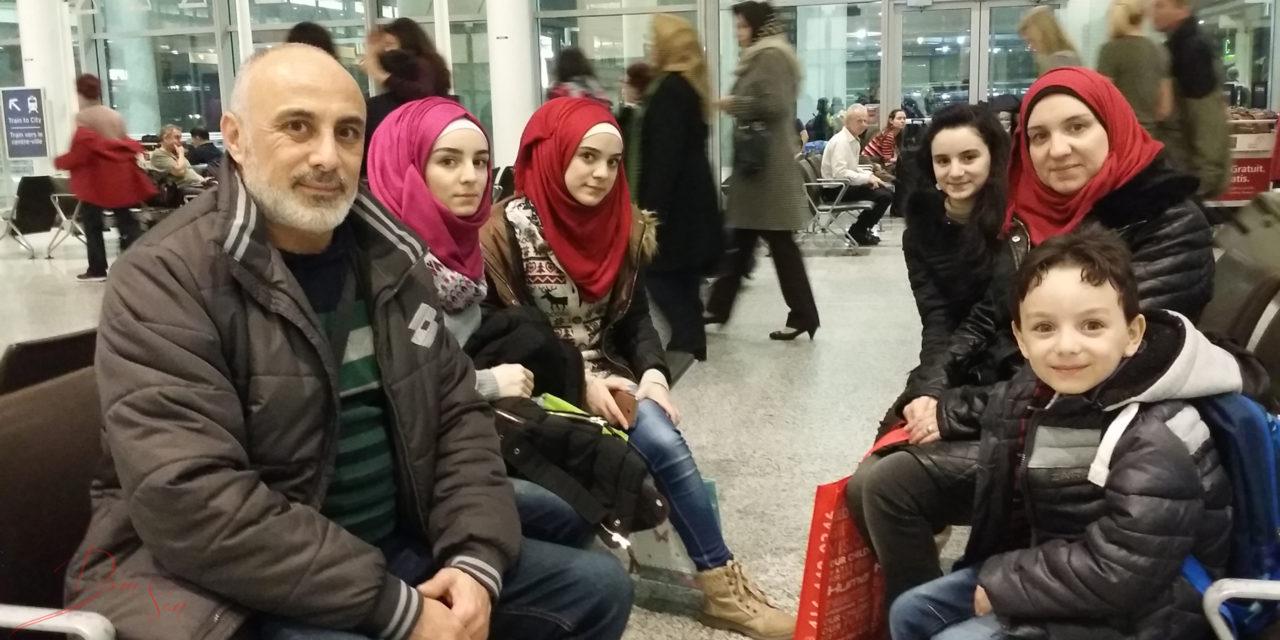 Réfugiés syriens : une image à rectifier