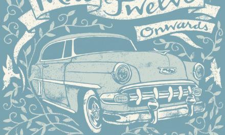 New CD : Mile Twelve – Onwards