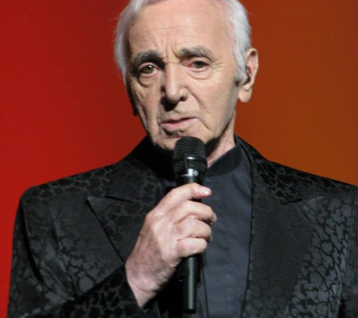 PODCAST : Hommage à Charles Aznavour