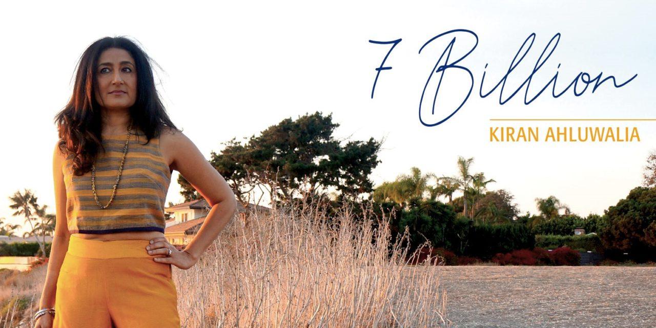 VIDEO : New album from Kiran Ahluwalia «7 BILLION»