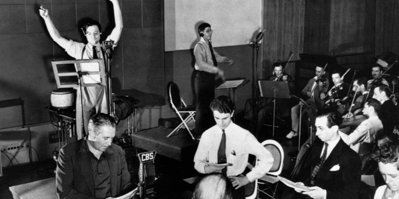 RADIO DRAMA : War Of The Worlds (Orson Welles) Radio Broadcast 30/10/1938