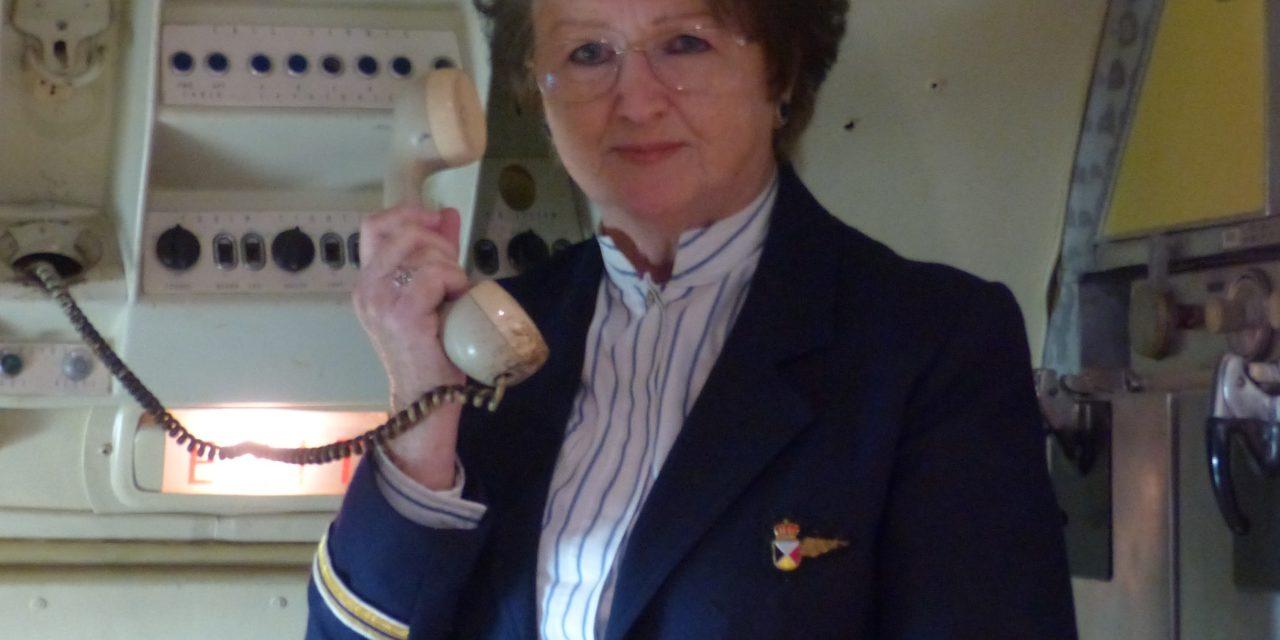 PODCAST : Jeannine Martiny hôtesse de l'air SABENA