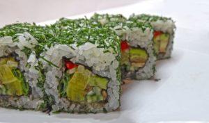 Maki végétarien
