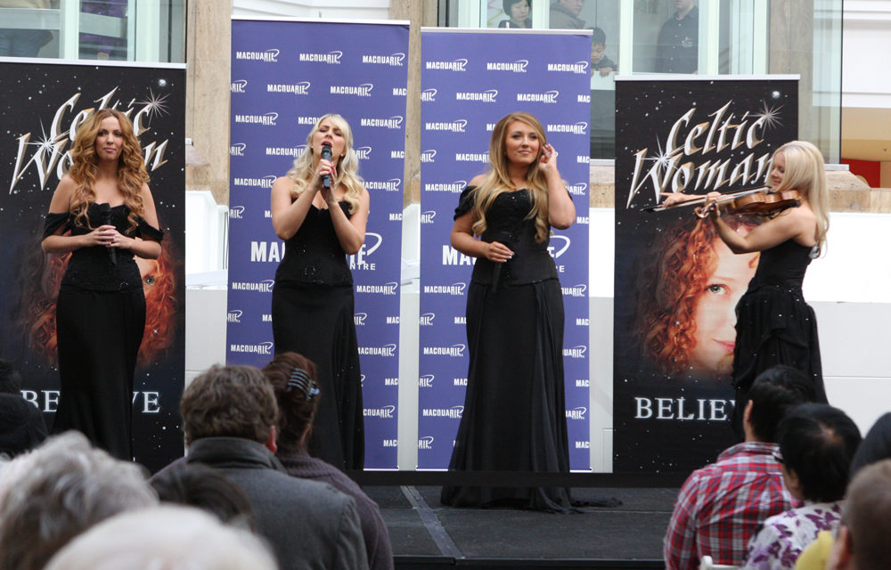 VIDEO : Celtic Woman – Home For Christmas (Live From Dublin 2013)