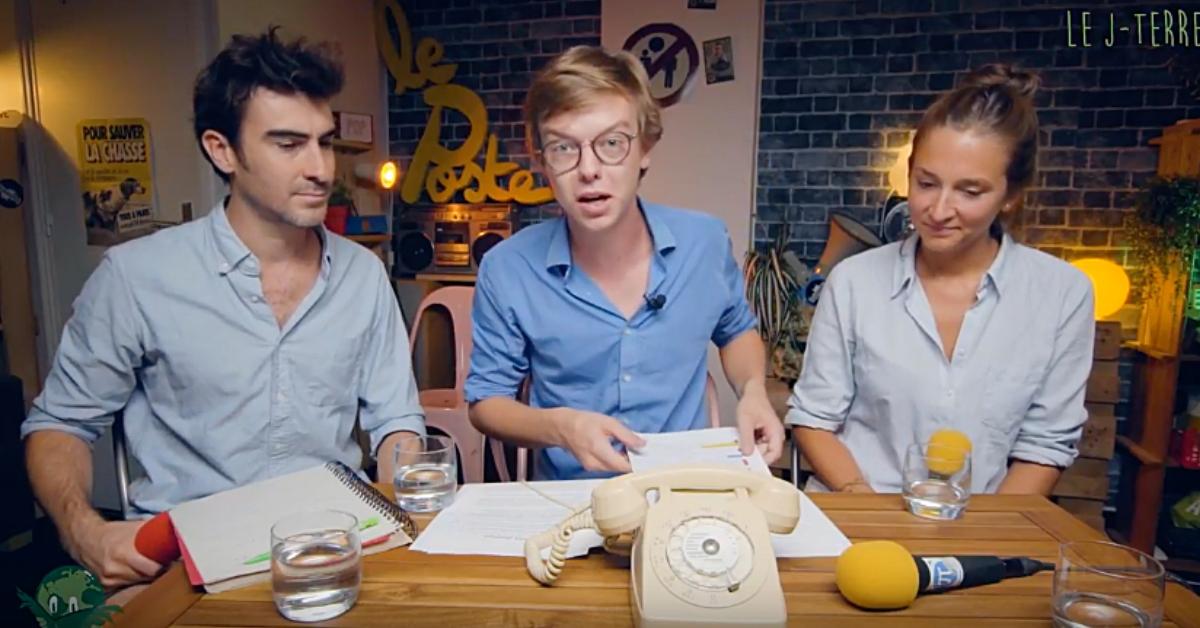 VIDEO : Le JTerre #1 L'Info des Vivants qui Veulent le Rester