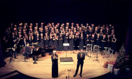 VIDEO : Concert de Noël du Grand Choeur (Université Jean-Monnet, Saint-Etienne)
