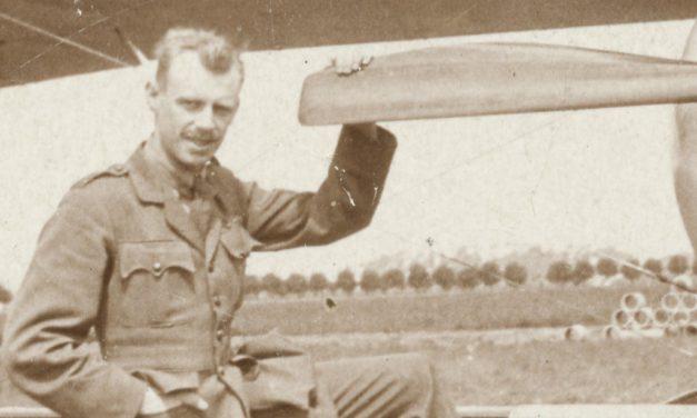 PODCAST : Edmond Thieffry, As Belge de l'aviation