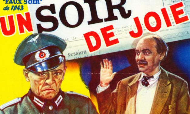 FILM : Un soir de joie (1955)