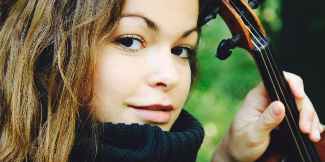La violoniste Maya Levy en concert (+ Vidéos)