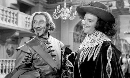 FILM : Cyrano de Bergerac (1960)