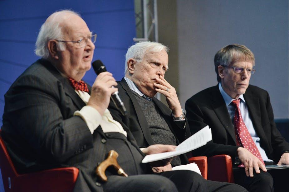 VIDEO : pourquoi les économistes se trompent-ils tout le temps ? Les explications de trois « prix Nobel »