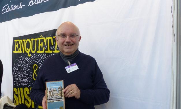 PODCAST : Bernard Larhant,auteur de polars Breton