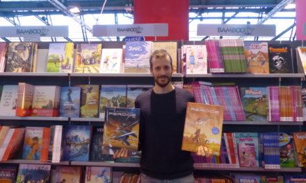 PODCAST : Le dessinateur Adriàn parle de sa nouvelle BD «L'Orphelin De Perdide»