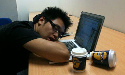 Vous ne faites pas la sieste au bureau? Vous devriez être viré!