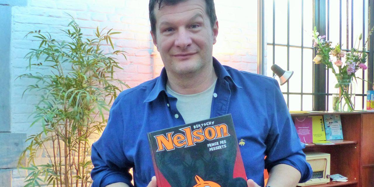 PODCAST : Christophe Berschy,le dessinateur Suisse créateur de Nelson