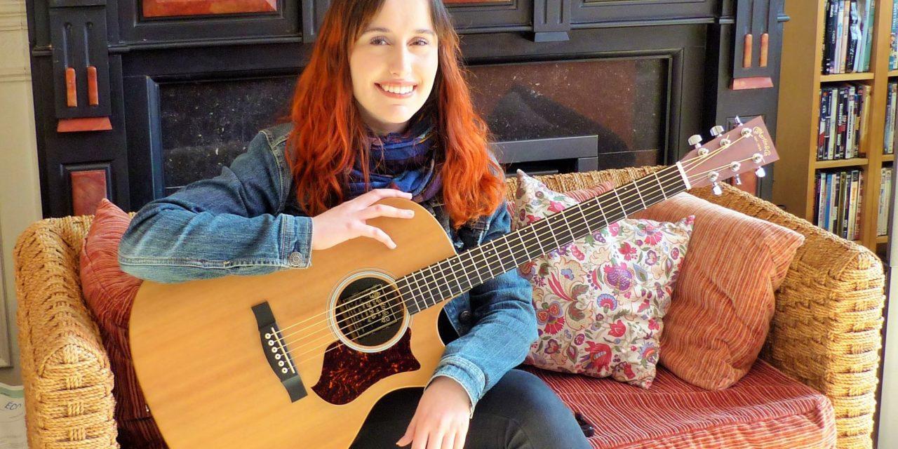 PODCAST : Emilie Landry,l'artiste Acadienne rêveuse, passionnée mais avec les pieds sur terre
