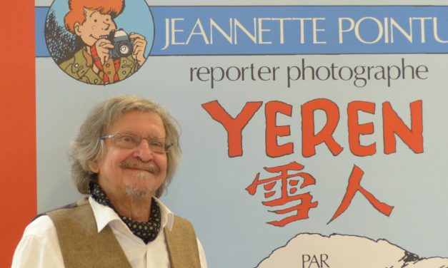 PODCAST : Marc Wasterlain , Le dessinateur raconteur d'histoires