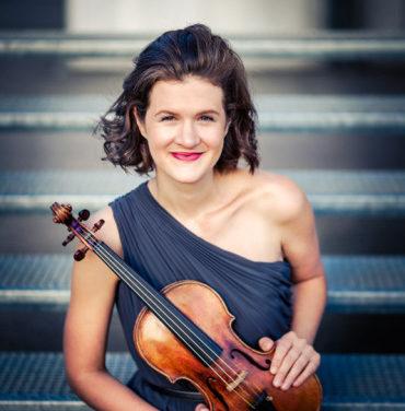 PODCAST : Elsa Grether, la violoniste pétillante et talentueuse