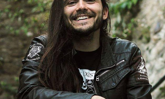 PODCAST : Maxime Ginolin , Vegan, Musicien , Réalisateur , Conférencier