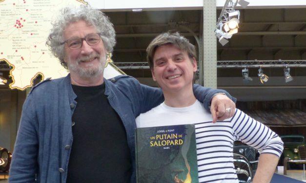 PODCAST : Un Putain de Salopard , la nouvelle BD du duo Loisel et Pont
