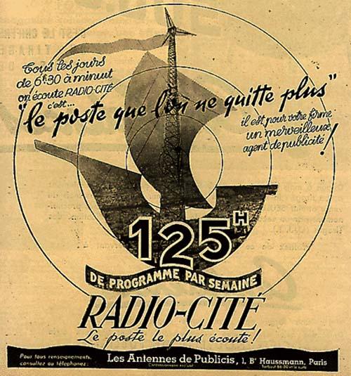 A ECOUTER : Radio-Cité, la première radio  française à adopter le format Music & News