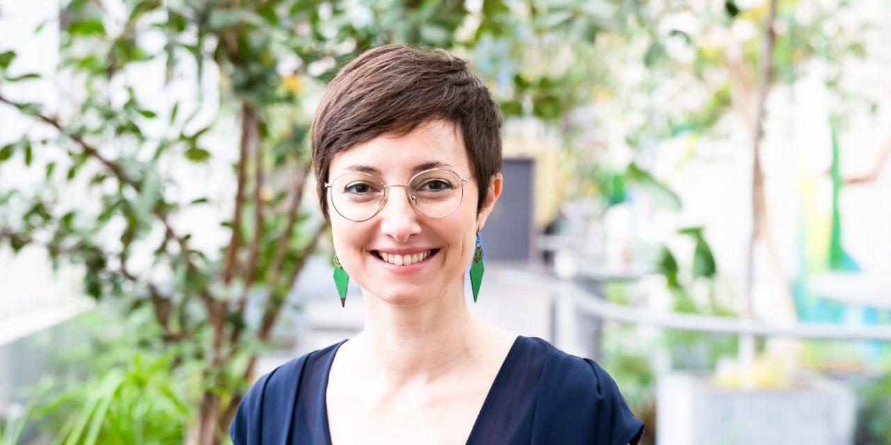 PODCAST : Saskia Bricmont , L'écologie politique au féminin