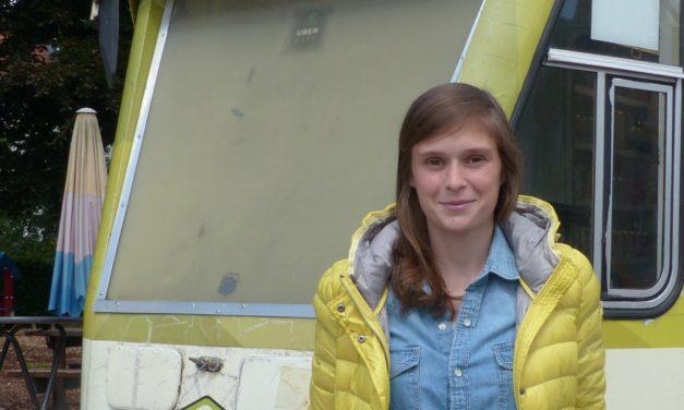 PODCAST : Anaelle Wiard aimerait voir plus de femmes jouer au foot