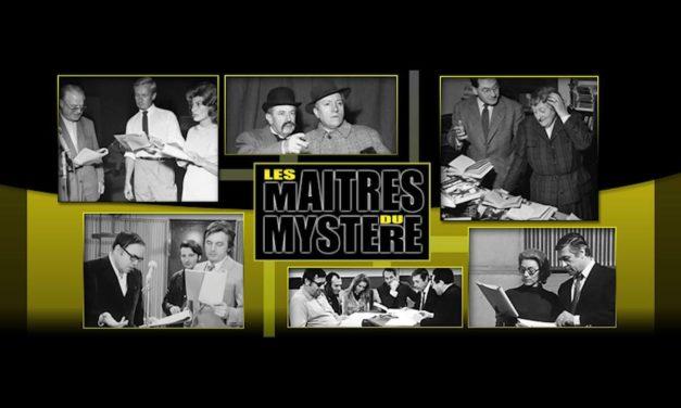 AUDIOBOOK : Les Maîtres du mystère – Sir Arthur mène l'enquête
