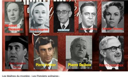 AUDIOBOOK : Les Maîtres du mystère – Les Pistolets solitaires