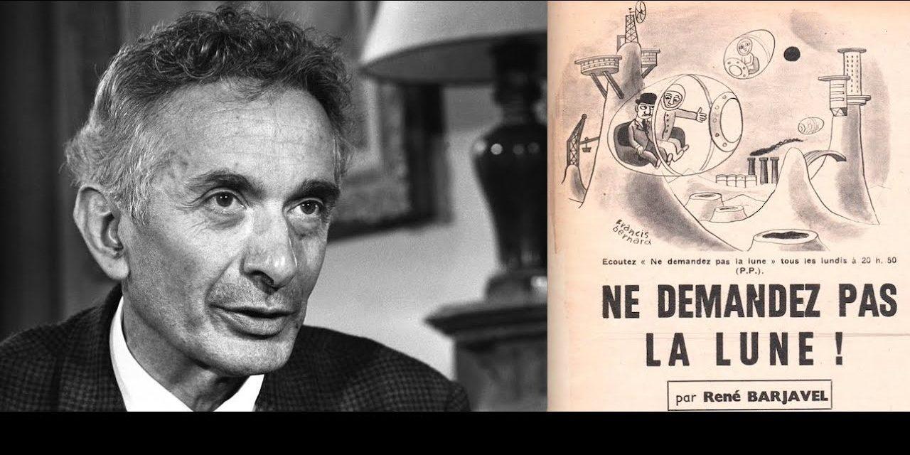 AUDIOBOOK : René Barjavel : Ne demandez pas la Lune