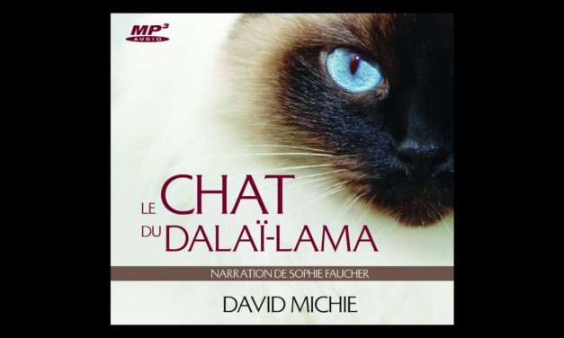 AUDIOBOOK : David Michie – Le chat du dalaï-lama