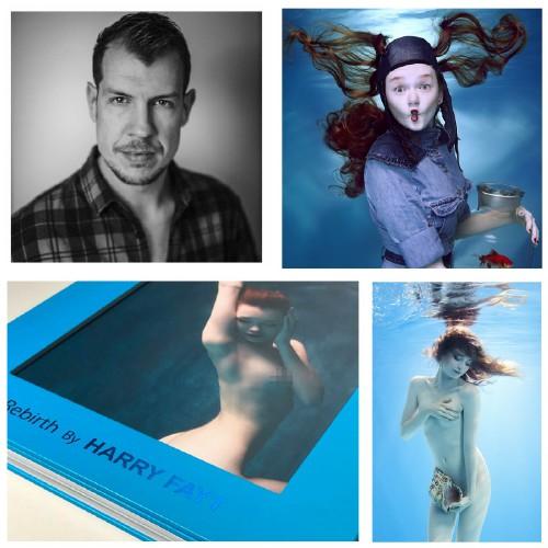 PODCAST : Harry Fayt le photographe subaquatique qui sublime la beauté des femmes