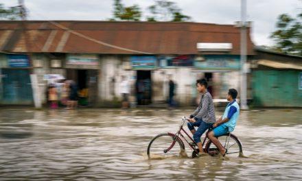 Mieux vivre avec l'eau, pour être plus résilient face aux inondations