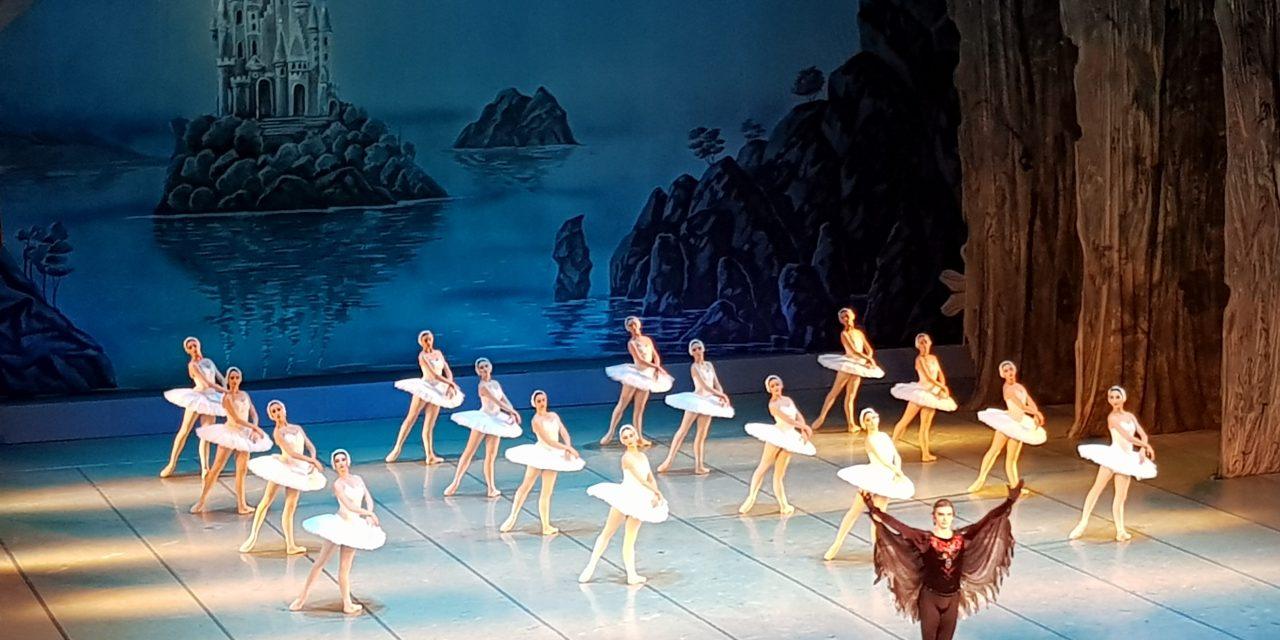 BALLET : Le lac des Cygnes (Pyotr Ilyich Tchaikovsky) par le ballet Kirov (Washington)