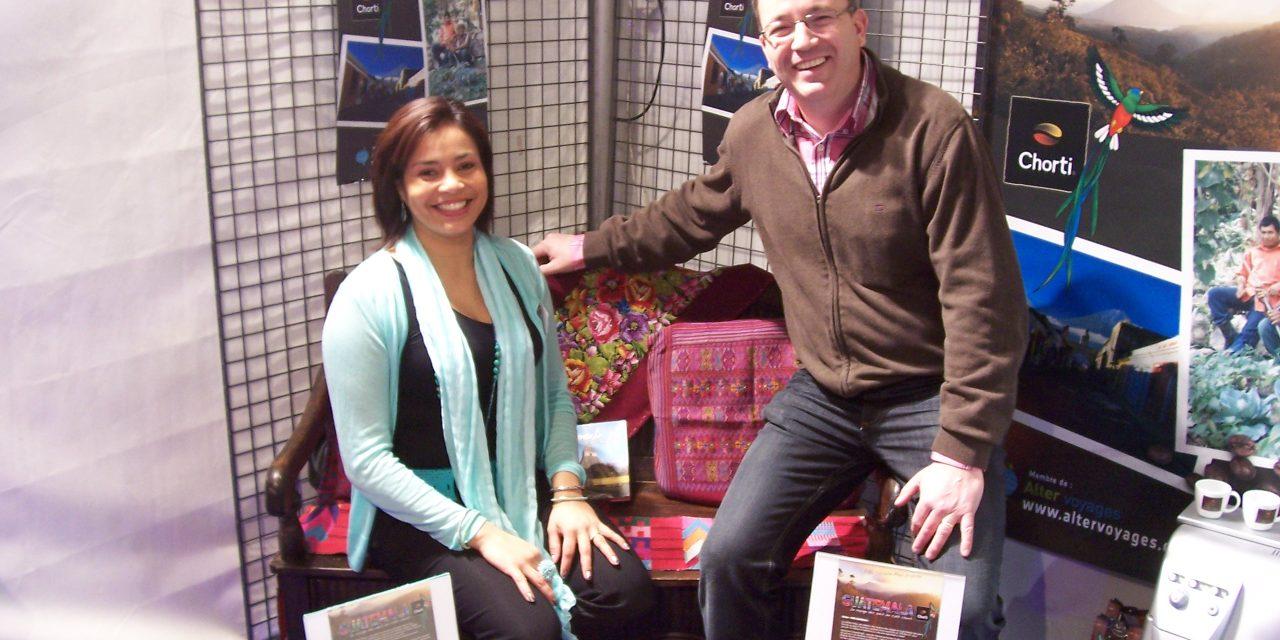 PODCAST : Dimitri Lecarte nous fait découvrir le café Chorti, l'or noir des Mayas