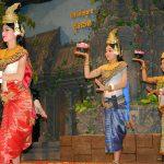 Se relever grâce à l'art après une crise : l'exemple cambodgien
