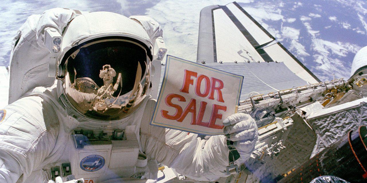 Pollution dans l'espace : et si on taxait ?