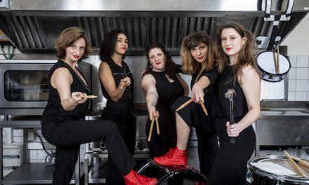 PODCAST – Dite Gaëlle Swann, c'est vrai que les femmes savent aussi faire de la batterie?